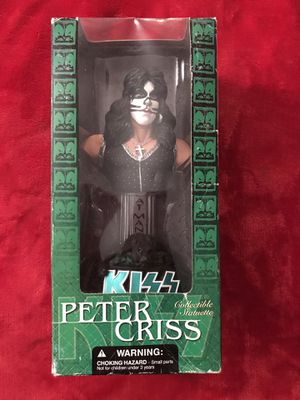 Kiss Peter Criss Collectible Statue for Sale in Mesquite, TX