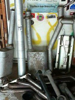Mustang, Fox Body Parts FMS,BBK,Canton,Scorpion for Sale in Bolingbrook,  IL