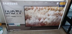 Samsung TV 4K for parts for Sale in Bolingbrook, IL