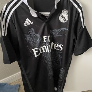 Real Madrid Adidas Cristiano Ronaldo Jersey Size M for Sale in Houston, TX