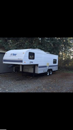 Terry 5th wheel camper for Sale in BETHEL, WA