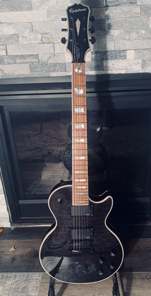 """EPIPHONE """"PROPHECY"""" LES PAUL MINT CONDITION for Sale in Meridian, ID"""