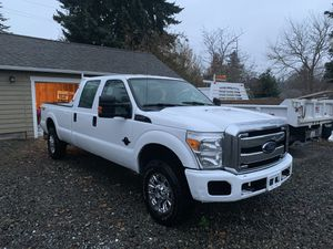 2012 F350 Diesel 4x4 for Sale in Lacey, WA