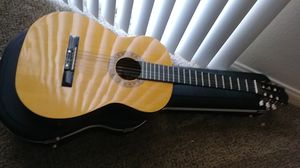 Acoustic Guitar and Hard Case for Sale in Las Vegas, NV
