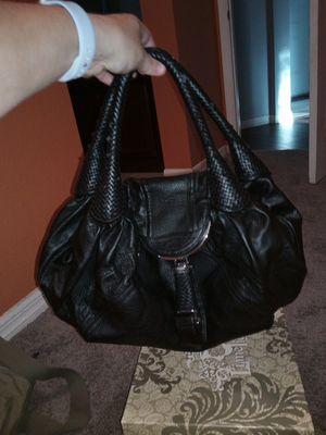 Fendi black bag used but nice for Sale in Apopka, FL