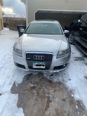 2005 Audi A6 Sline for Sale in Denver, CO