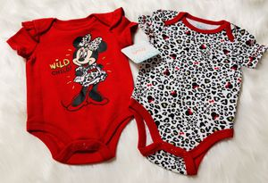 New! Disney Baby 2PC Onesies *NB for Sale in Salem, OR