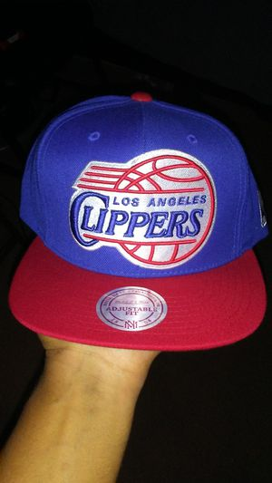Los angeles clippers hat for Sale in Ontario, CA