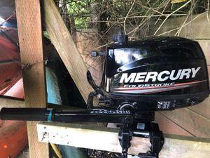 Mercury 5HP (15) for Sale in Seattle, WA