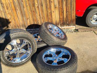 20's 275/55R20 for Sale in Yakima,  WA