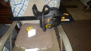 Poulan Pro chainsaw 18 inch PR 241 8 for Sale in Tacoma, WA