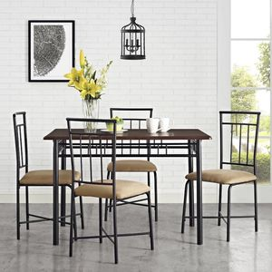 5-Piece Dining Set, Multiple Colors for Sale in Raleigh, NC