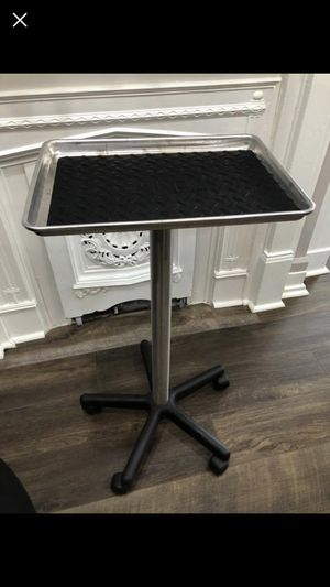 5 rollabout trolley trays for Sale in Delaware, OH