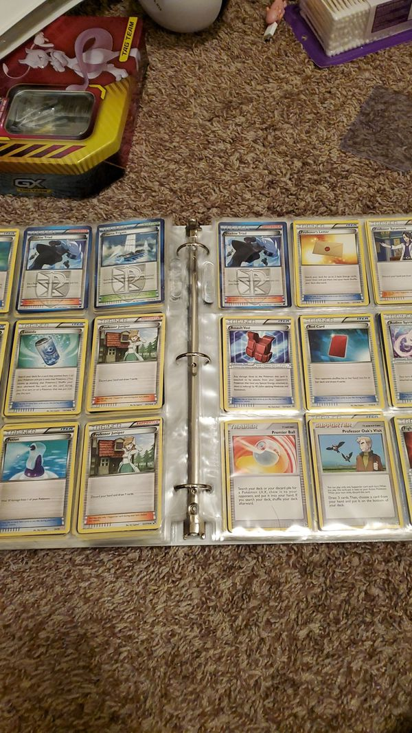 Pokemon card collection lot 5