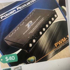 Power Acoustic (New) for Sale in Pompano Beach, FL