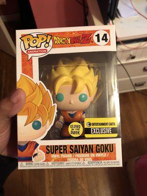 Super Saiyan Goku Funko Pop for Sale in Mount Rainier, MD