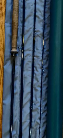 Best Spey Fly Rod In The World! Burkhiemer 7127-4p Presentation Retail $1295 for Sale in Tacoma,  WA