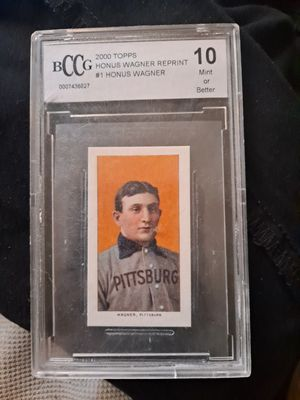 Baseball card for Sale in Hillsborough, CA