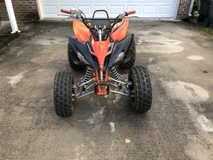 2008 Yamaha 250 and clean title for Sale in Knoxville, TN
