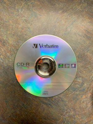 Verbatim CD-R Disc for Sale in Flower Mound, TX