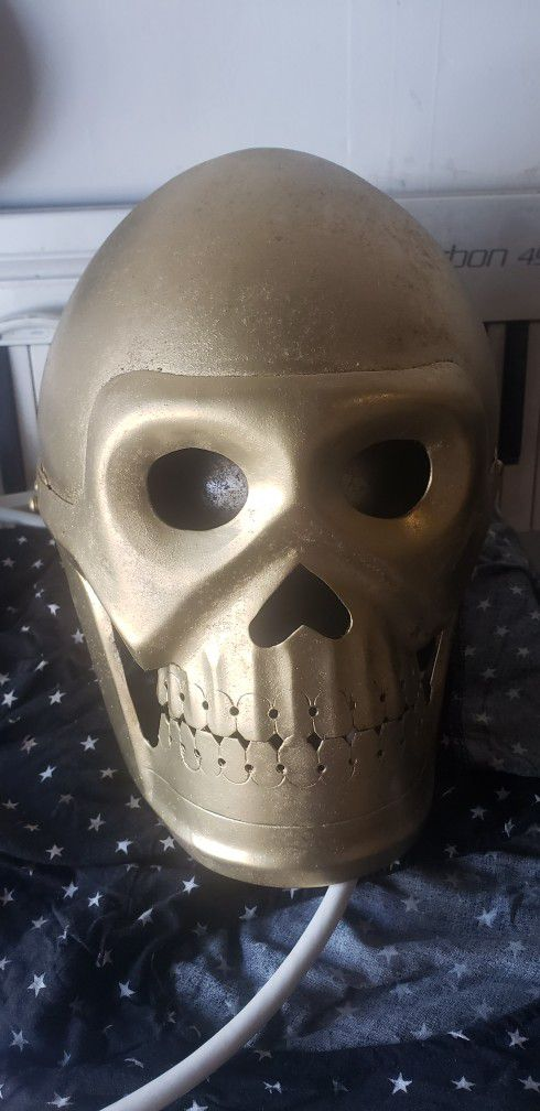 Free Door And Viking Decorations Skull