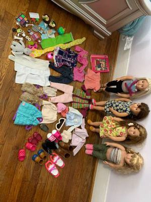 Girl dolls for Sale in Weymouth, MA