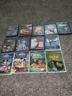 Pixar and Disney movies DVD Blu-Ray for Sale in Scottsdale, AZ
