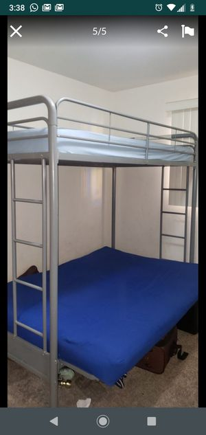 For sale bunk bed with mattress for Sale in San Diego, CA