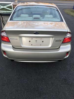 2008 Subaru Legacy I PZEV 2.5L for Sale in Silver Spring, MD
