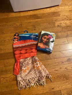 Moana kids costume for Sale in Beaverton,  OR