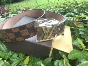 Louis Vuitton Belt for Sale in Arlington, TX