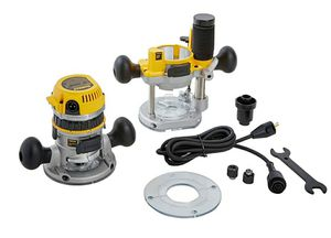 Dewalt 2.25 HP Variable Speed Combo Fixed/Plunge Router for Sale in Louisville, KY