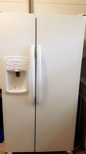 Fridge, washer & dryer, ac/heater window unit for Sale in Alvin, TX