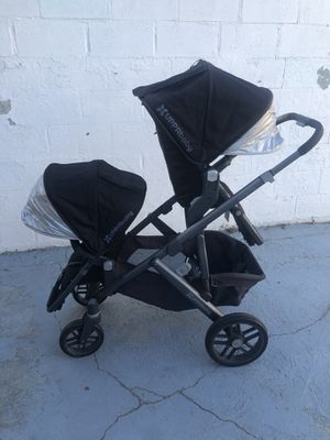 Uppababy Vista Double Stroller for Sale in San Diego, CA