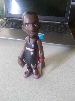 LeBron James Action Figure for Sale in St. Pete Beach, FL