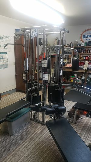 Universal Exercise Gym for Sale in Elma, WA