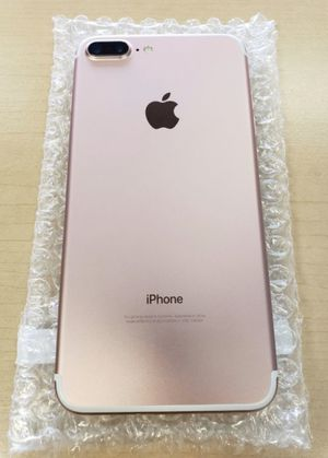 iPhone 7 Plus (32GB , 128GB , 256GB ) Factory Unlocked | 30 Days warranty | All colors Available for Sale in Zephyrhills, FL