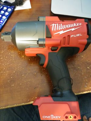 Milwaukee M18 fuel impact 🔧 wrench for Sale in O'Fallon, MO