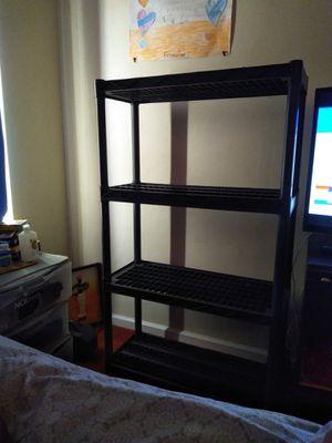 Storage Shelf Unit..$50 for Sale in Chesapeake, VA