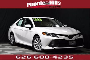 2019 Toyota Camry for Sale in City of Industry, CA
