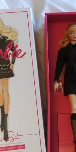 "20th Anniversary Robert Best "" Best In Black "" Vintage Barbie for Sale in Morgan Hill,  CA"
