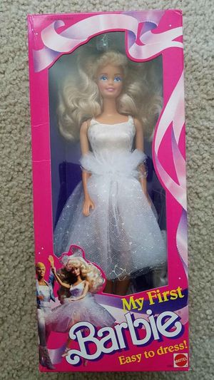 My First Barbie 1988 for Sale in Pennington, NJ