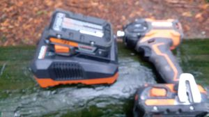 ridgid 18volt cordless brushless 3speed pulse driver for Sale in Seattle, WA