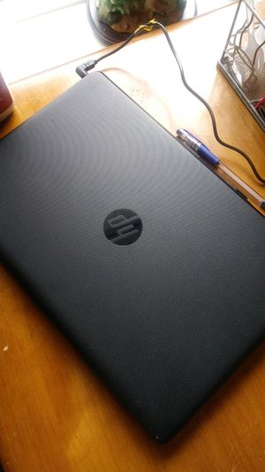 Hp 15 notebook for Sale in Portland, OR