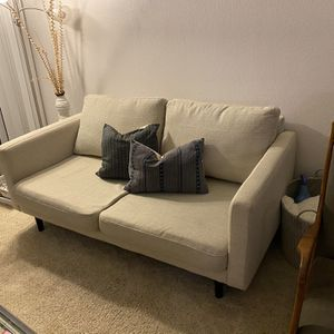 Small Couch, Lightly Used for Sale in Los Angeles, CA