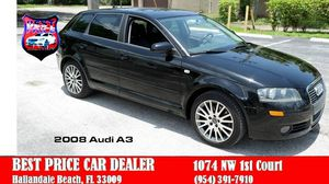 2008 Audi A3 for Sale in Hallandale Beach, FL