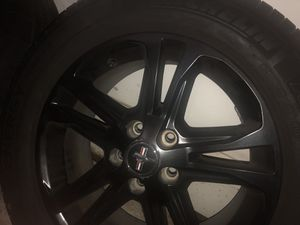 4 tires with mustang rims $175 for Sale in Miramar, FL