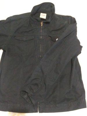 Levi's jacket, jet black for Sale in Baltimore, MD