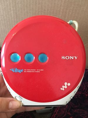 Sony Portable CD Player for Sale in West Chester, PA
