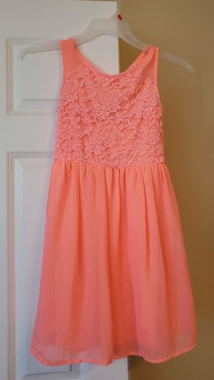 Neon pink Zunie dress!! for Sale in Hilliard, OH